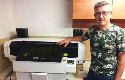 Mutoh ValueJet 426UF w JNS Studio Reklamy